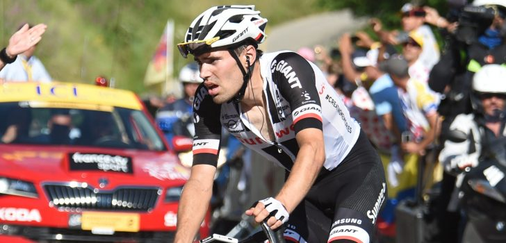 "Tom Dumoulin: ""Giro is mooier, Tour is grootser"""