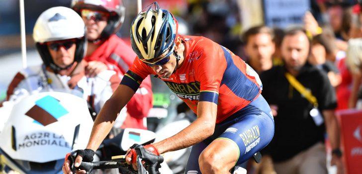 Vuelta en WK niet in gevaar voor Nibali