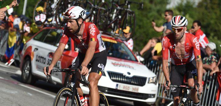 """Marc Sergeant: """"Tour Lotto Soudal is mislukt"""""""