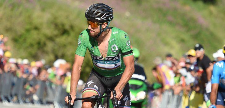"""Peter Sagan: """"Een van mijn pijnlijkste dagen op de fiets ooit"""""""