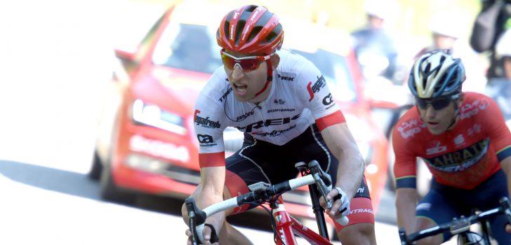 """Bauke Mollema doet jasje uit: """"Dit was de zwaarste rit van deze Tour"""""""
