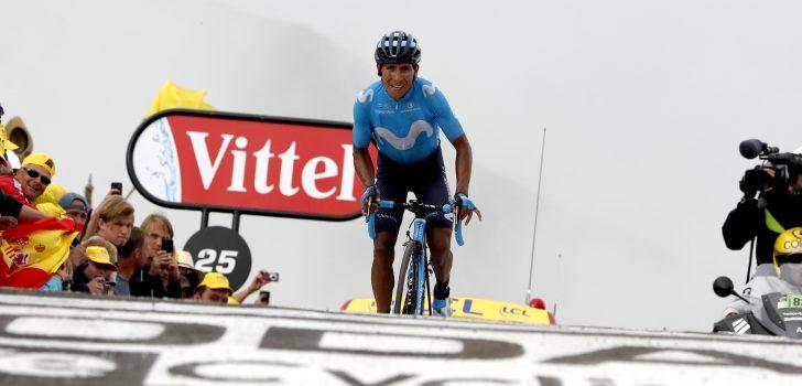 """Nairo Quintana: """"Hoop het beter te doen in de Vuelta"""""""