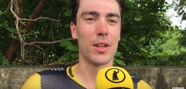 Timo Roosen ziet geschikt parcours voor Primož Roglič