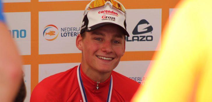 """Van der Poel ziet zichzelf niet als Tourwinnaar: """"Niet voor mij weggelegd"""""""