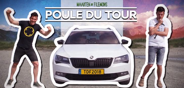 """Poule du Tour: """"'Een gefrustreerde tweederangs sprinter gaat winnen"""""""