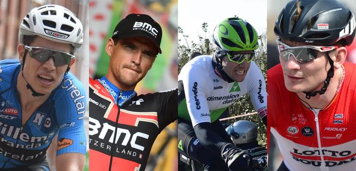 Wielertransfers 2019: Van Aert, BMC, Boasson Hagen, Greipel, Boaro, Gatto