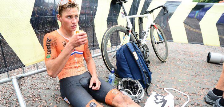 Mathieu van der Poel gaat na 2020 minder crossen