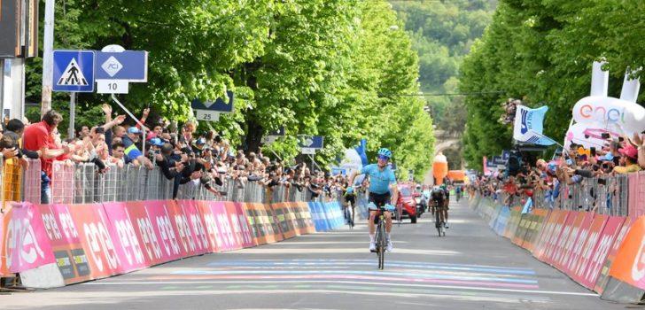 Giro 2019: Liveblog – Bilbao grijpt de ritzege na razendsnelle etappe