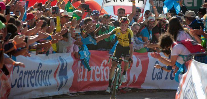 Vuelta 2019: Liveblog – Sepp Kuss zorgt voor feest bij Jumbo-Visma