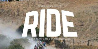 Dit is de cover van Ride