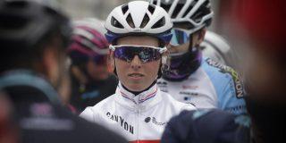 Alice Barnes sprint in Valencia naar winst in derde etappe