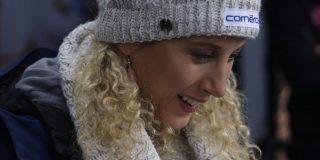 Mountainbikester Jolanda Neff breekt hand tijdens wereldbeker Leogang