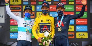 """Lutsenko sluit Dauphiné af als tweede: """"Heel blij mee"""""""