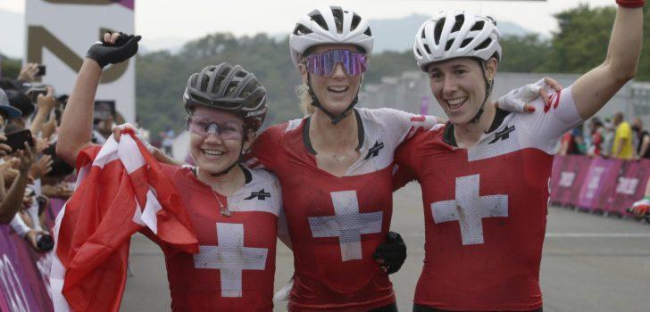 Olympische Spelen: Liveblog – Jolanda Neff pakt mountainbike-goud, Zwitserland 1-2-3