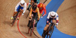 Olympische Spelen: Van Riessen naar kwartfinale keirin, herkansing Braspenninckx