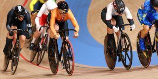 Olympische Spelen: Braspennincx naar finale keirin, Van Riessen naar ziekenhuis na val