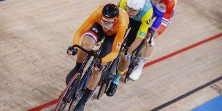 Olympische Spelen: Jan-Willem van Schip begint als tweede aan slotstuk omnium